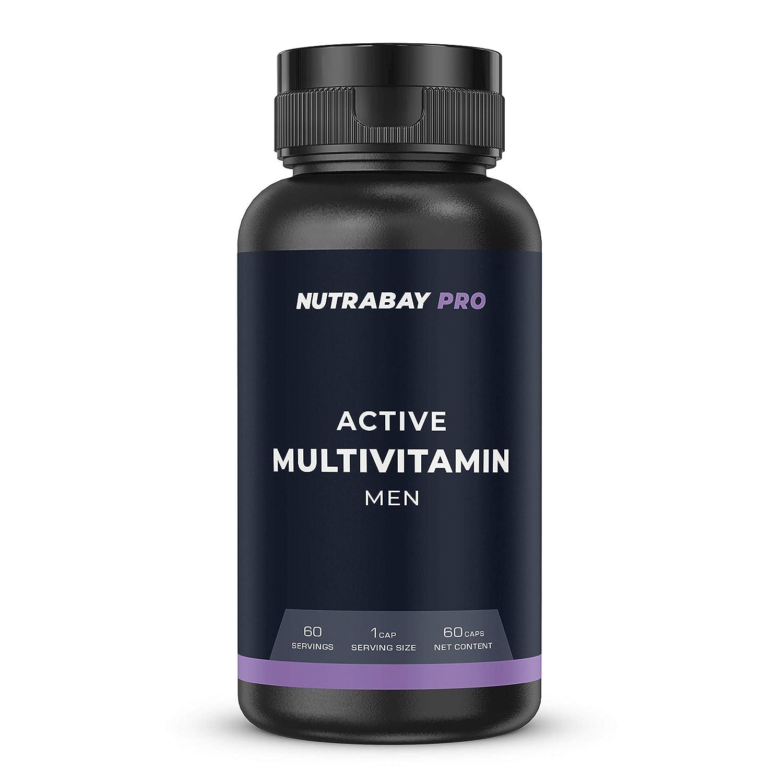 Nutrabay Pro Multivitamin for Men is  best multivitamin tablets in india