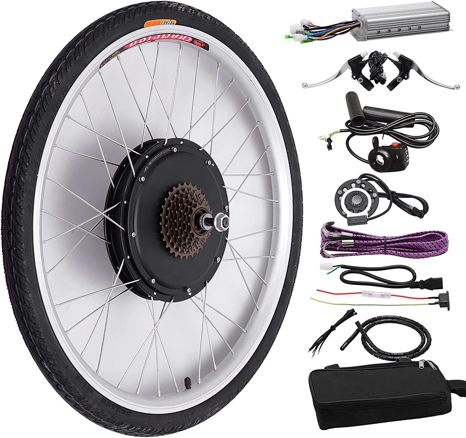 HSY SHOP Electric Bicycle 48V brushles Rotating 1000W Rear Oakland Oakland Mall Mall Wheel