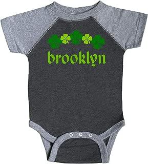inktastic Brooklyn New York Irish Infant Creeper