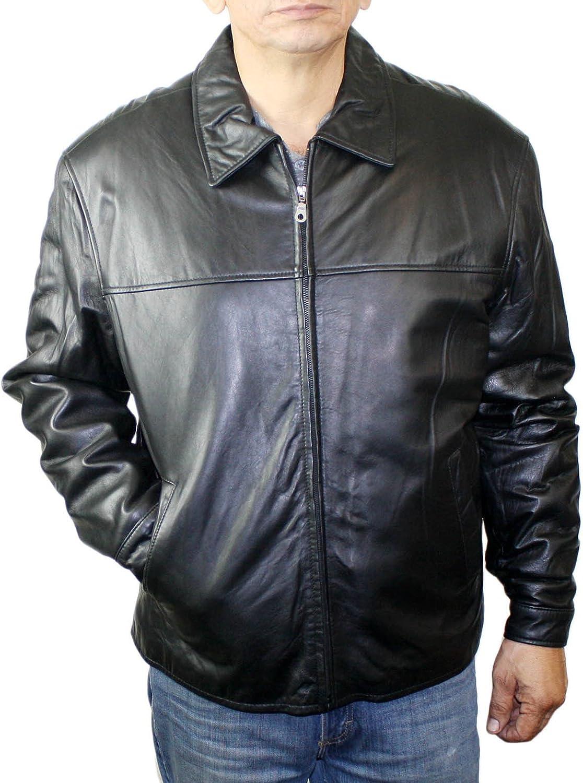 Men Short Waist Black Dallas Mall Discount is also underway Genuine Leather Classic Z Basic James Dean