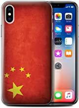 Stuff4Phone Case/Cover/Skin/IP-CC/Flags Collection Chine/Chinois Apple iPhone XS