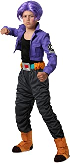 dragon ball z trunks outfit