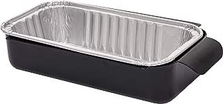 Char-Broil 9328812P06 Aluminum Drip pan, Silver