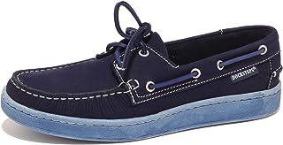 47bf42c76 Docksteps 9293O Mocassino Uomo Cruiser Blu Shoe Men