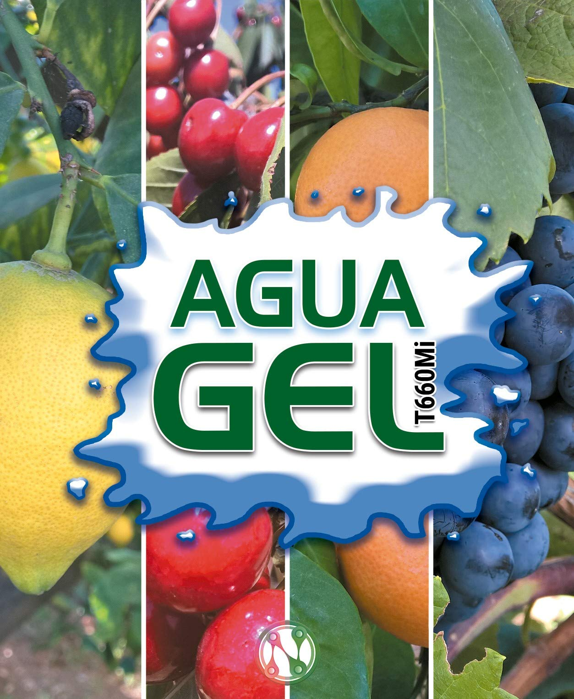 NOVINGRECONS Agua Gel - Paquete 20g Formato Pequeño Jardin/Huerto. Retenedor Agua Multiples Ciclos Uso.: Amazon.es: Jardín