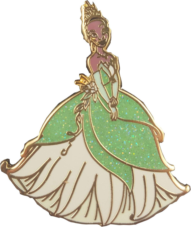 Disney Pin 72833: The Princess and the Frog - Princess Tiana