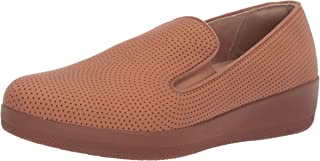 FitFlop Women's Superskate Perforated Skate Shoe
