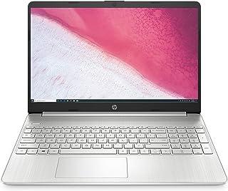 HP 15.6-inch HD Laptop, AMD Ryzen 3 3200U Processor, 8 GB RAM, 256 GB SSD, Windows 10 Home (15-ef0021nr, Natural Silver)