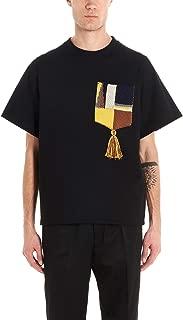 Jil Sander Luxury Fashion Mens JSMQ707018MQ248508001 Black T-Shirt |