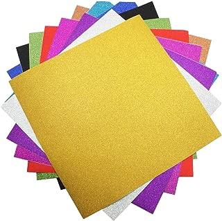 Adhesive Sheets, Misscrafts 10 Sheets 12