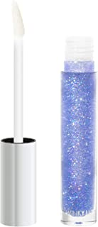 Winky Lux Disco Gloss, Glitter Lip Gloss, Color-Changing Pink pH Gloss, Far Out