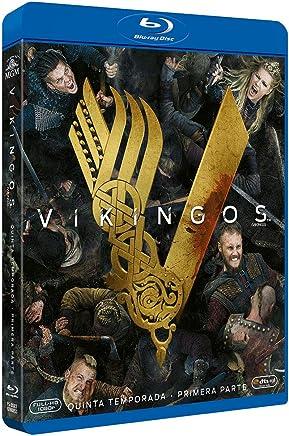 Vikings - Saison 5 Partie 1 (Import avec langue Francais) [Blu-ray]