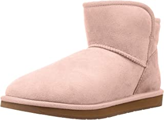 Amazon Brand - 206 Collective Women's Bellevue Shearling Ankle Boot