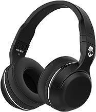 Skullcandy Hesh 2 Bluetooth Wireless Over-Ear Headphones with Microphone - Black (Renewed)