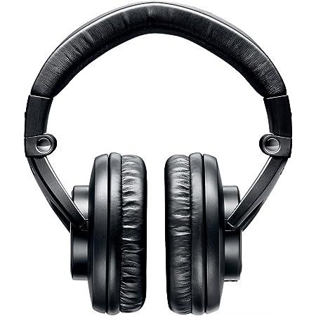 Shure SRH840 Auriculares de vigilancia Profesional, Negro