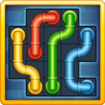 Line Puzzle  Pipe Art