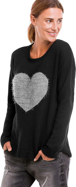 ellos Women's Plus Size Max 45% OFF Love Sweater Max 57% OFF Pullover