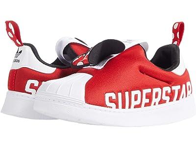 adidas Originals Kids Superstar 360 X (Toddler)