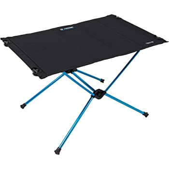 Helinox Table One L Hard Top Table de Camping Pliante Hard Top L/éger Solide Pliable