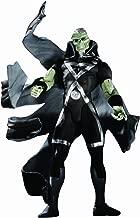 DC Comics Blackest Night: Series 2 Action Figure: Black Lantern Martian Manhunter