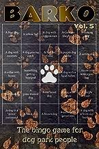 Barko Vol. 5: The bingo game for dog park people