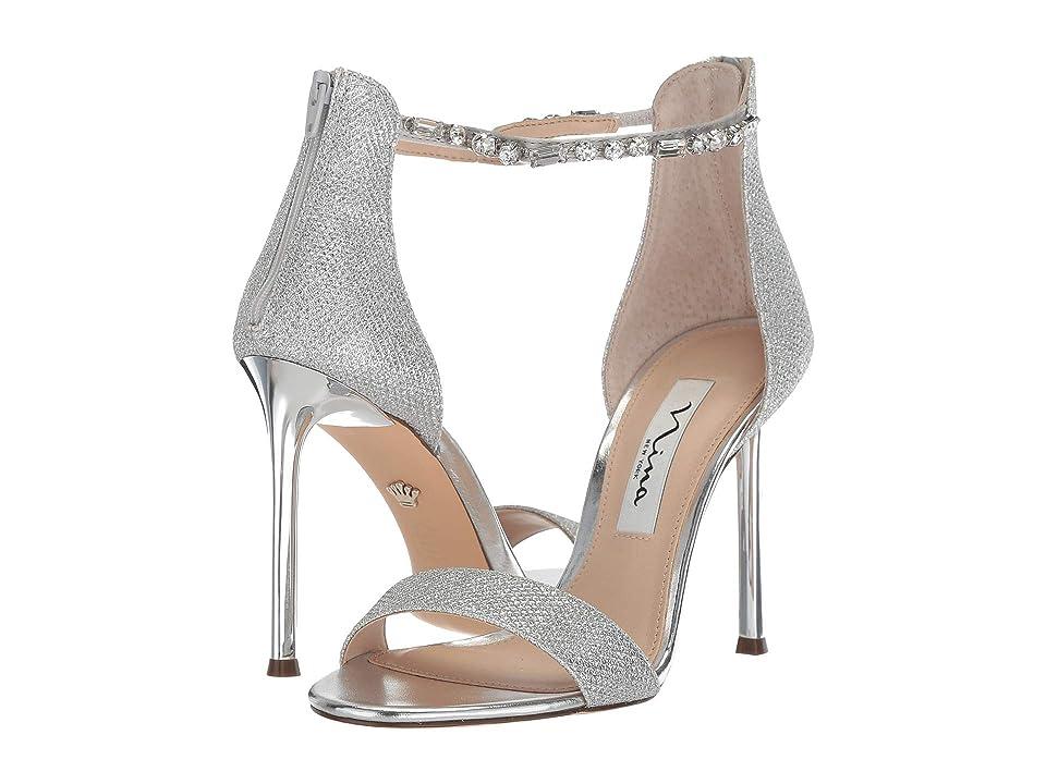 Nina Deena (Silver Dreamland) High Heels
