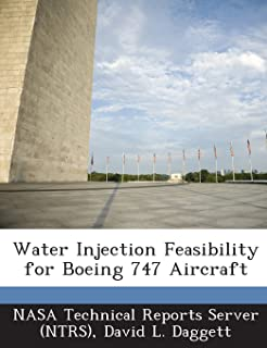 Water Injection Feasibility for Boeing 747 Aircraft