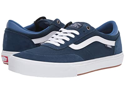 Vans Gilbert Crockett Pro 2 ((Heavy Canvas) Gibraltar Sea/Navy) Skate Shoes
