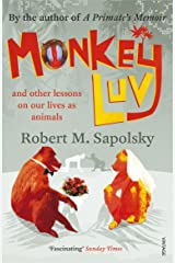 Monkeyluv: And Other Lessons in Our Lives as Animals (English Edition) Format Kindle