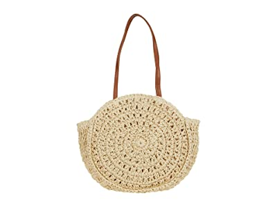 San Diego Hat Company BSB3711 (Natural) Tote Handbags