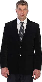 Mens Cotton Velvet Blazer Jacket