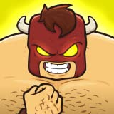 Three powerful wrestlers: Burrito Bison now gets to adventure with friends! Dozens of upgrades to make you stronger, slippier, luckier, faster, more underground worm-riding-er, and more explosive. Five opponents, each with unique weakness, to fight t...