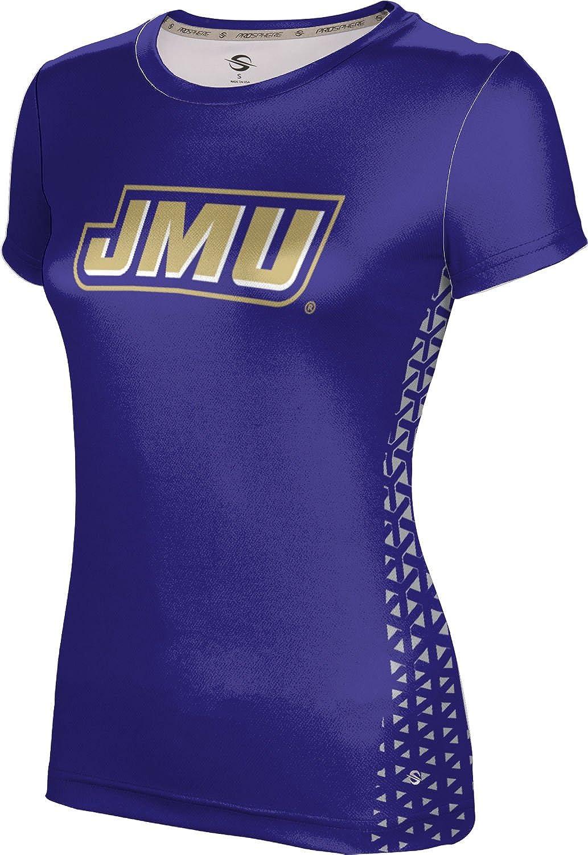 ProSphere James Madison University Foundation Girls' Performance T-Shirt (Geo)