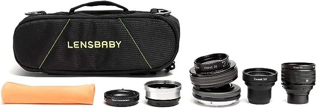 Lensbaby Composer Pro II Optic Swap Kit for Sony E