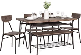 cheap dining table and bench set