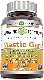 mastic gum leaky gut