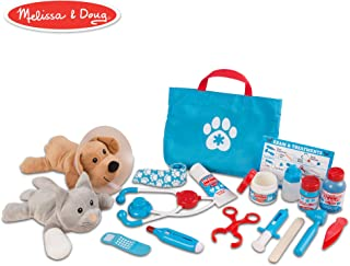 toy animal vet set