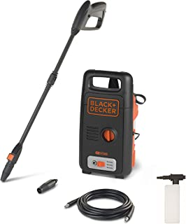 Black+Decker Pressure Washer 1300W 100 Bar