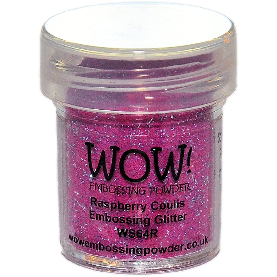 Wow Embossing Powder, 15ml, Raspberry Coulis