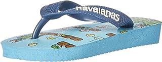 Havaianas Kids Mario Bros Sandal Blue Splash bra 27/28