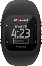 Polar A300 Fitness and Activity Tracker without Heart Rate (Black)