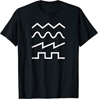 Best synth t shirt Reviews