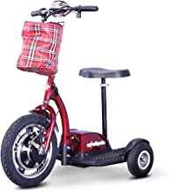 Stand and Ride Scooter Color: Red