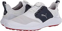 Puma White/Puma Silver/Peacoat
