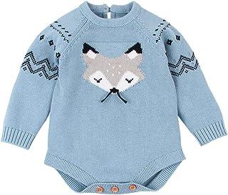 Ropa Bebé recién Nacido Otoño Invierno Mameluco de Bebé de Otoño Invierno Ropa de Niños De Punto Monos de bebé Niño Niña Camisetas Camisas