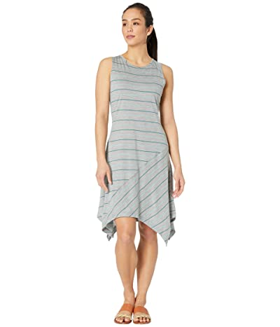 Smartwool Merino 150 Sleeveless Dress (Oasis Stripe) Women