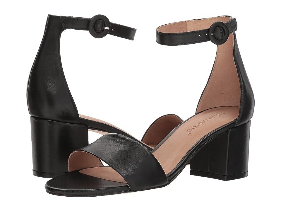 Image of Bernardo Belinda (Black Nappa Calf) Women's Shoes