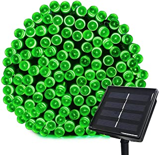 YXZQ Solar Christmas Fairy Lights, 22M 200 LED Solar Tree Lights Outdoor Waterproof for Outdoor Garden Party Wedding