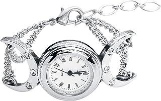 Alchemy of England Triple Goddess Watch, Silver, Large