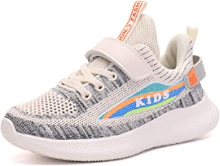 Baskets Enfant Garcon Chaussure de Course Fille Mode Chaussures de Running Sport Sneakers